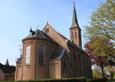 Restauratie R.K. kerk Steenderen